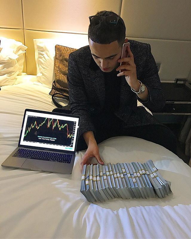 Can i become a millionaire trading forex